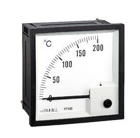 China Squre 96*96mm Digital Schlagzähigkeit des Thermoelement-Thermometer-Iec60092-50 147m/S2 distributeur